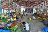 Village - Vegetable market